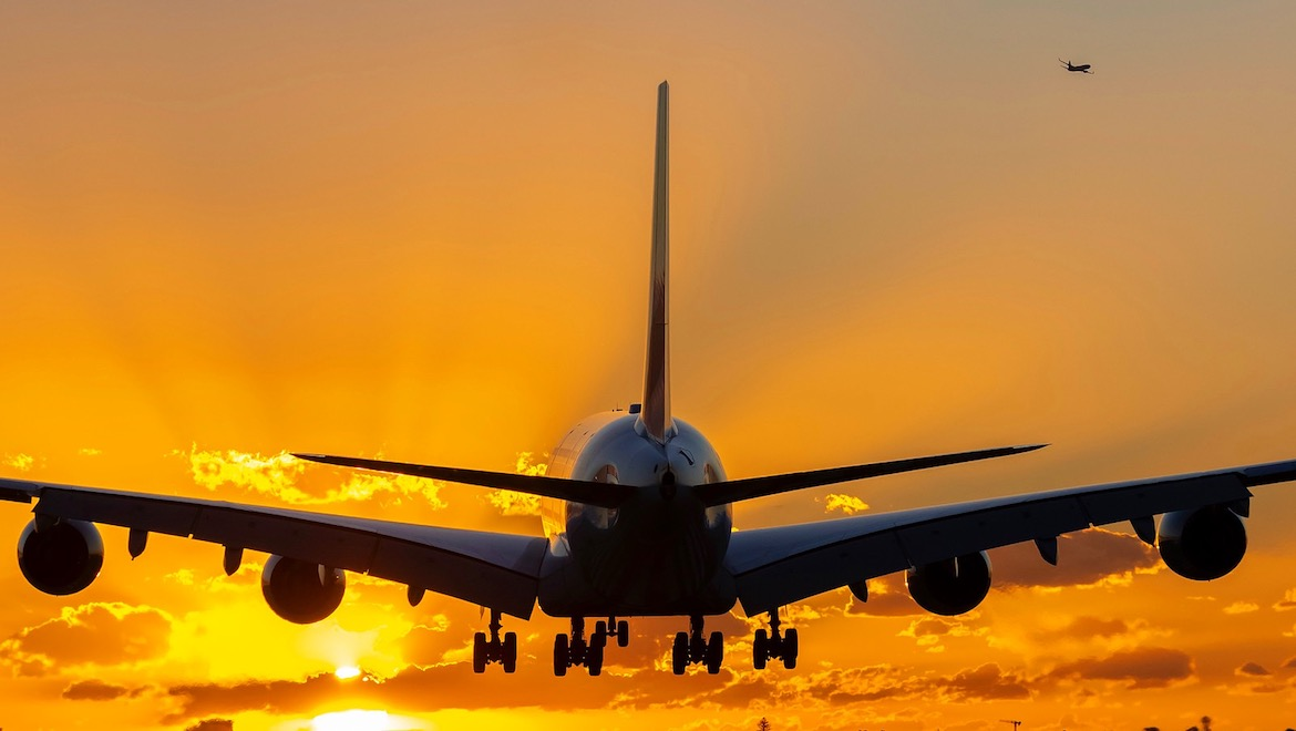 The Airbus A380 program is heading into the sunset. (Seth Jaworski)