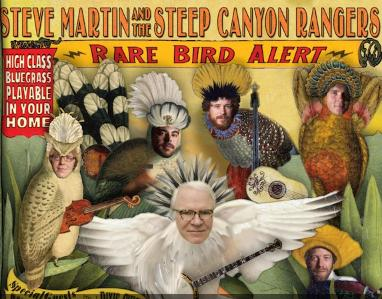 Steve Martin To Perform at ACM