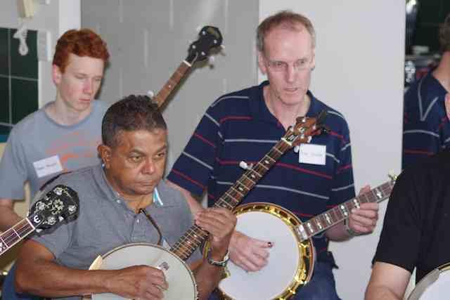 Australian Banjo Conference 2012