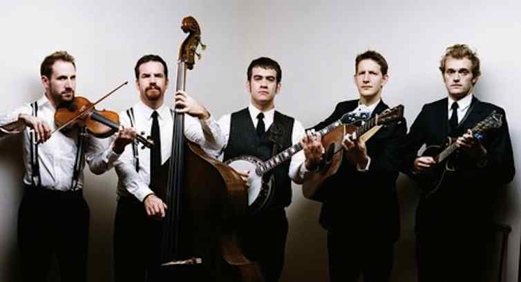 Punch Brothers with Packwood Review