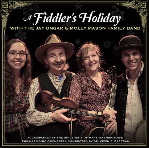 A Fiddler's Holiday Release