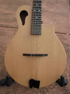 Tacoma Mandolin