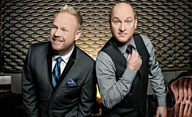 Dailey and Vincent to Join the Opry.