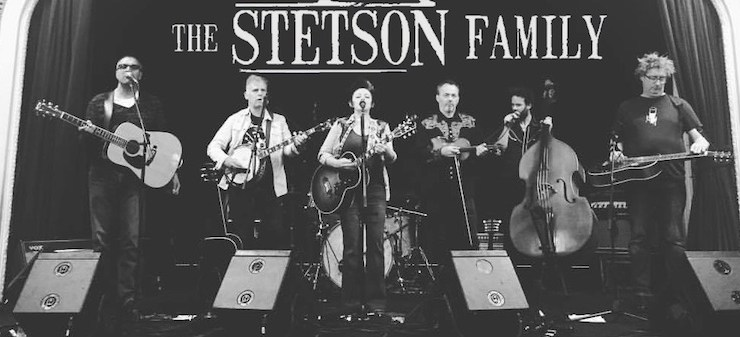 Stetson Family Hits Americana Country Charts