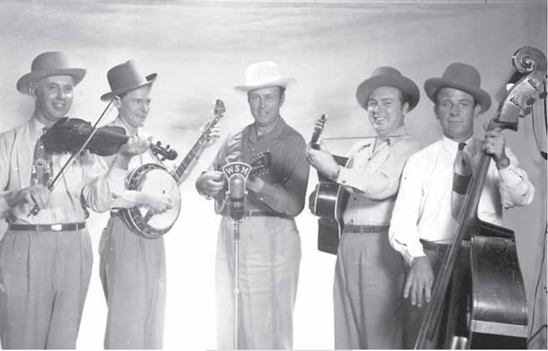 Bill Monroe & Bluegrass Boys