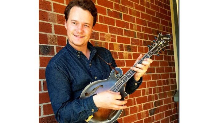2017 Australian Bluegrass Scholarship Winner