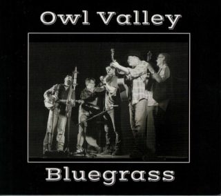 Owl Valley Bluegrass CD