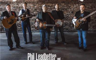 Phil Leadbetter And The All Stars Of Bluegrass New Single