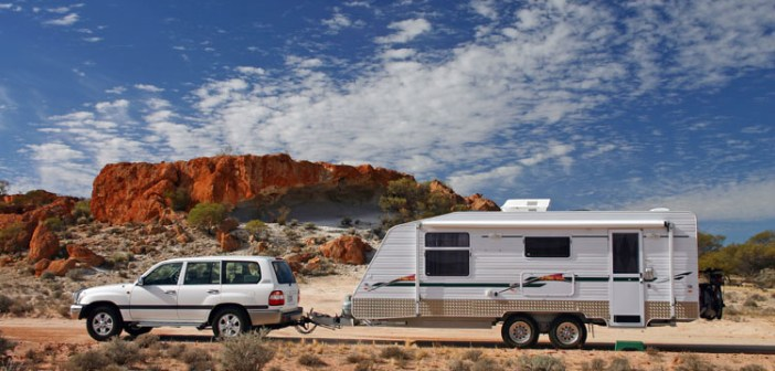 Outback Touring in Australia
