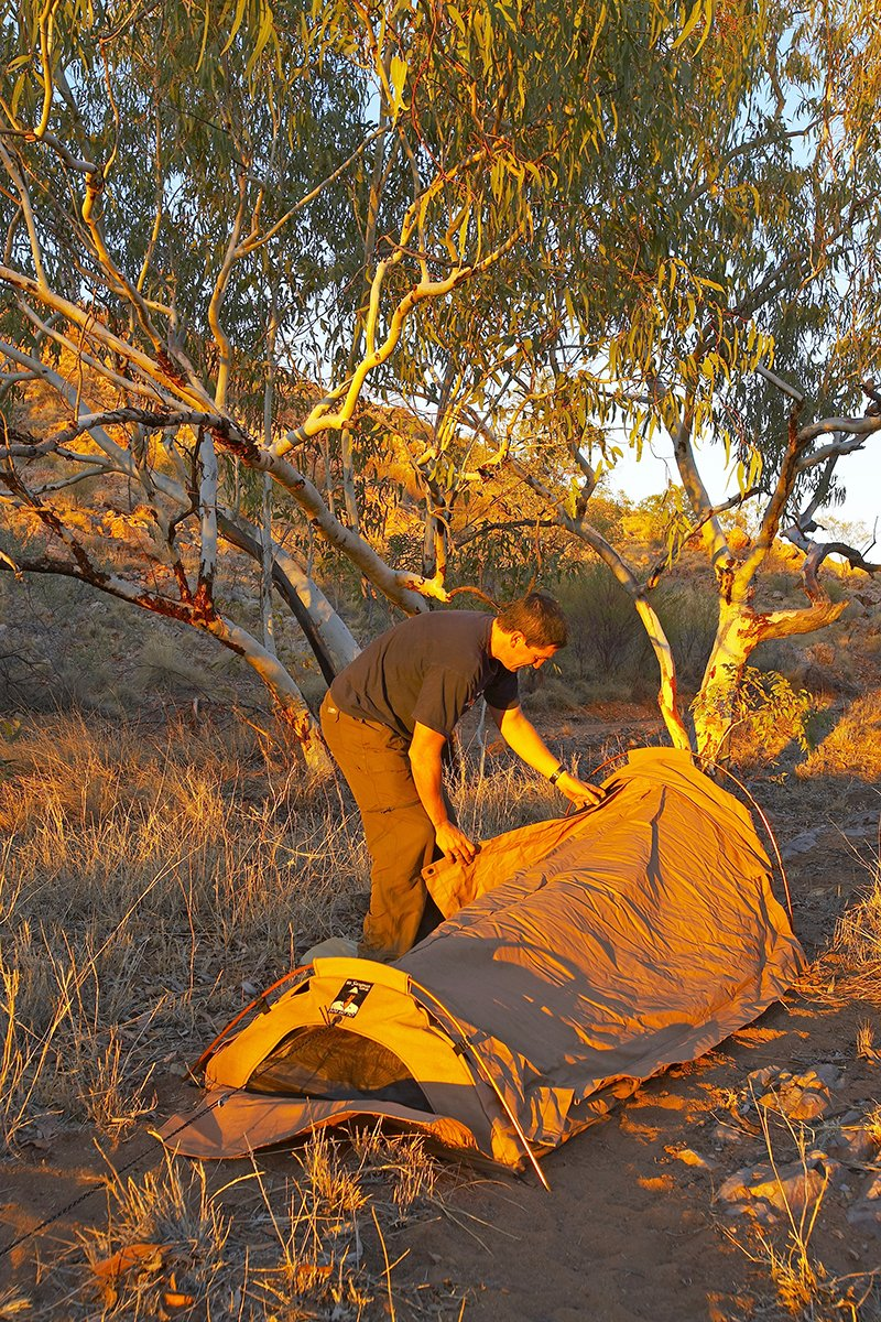 outdoor bush accommodation guide