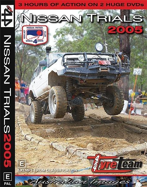Nissan Trials 2005