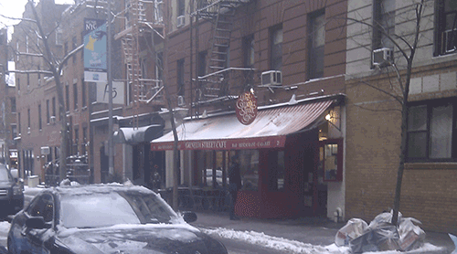 Cornelia Street Cafe in New York City