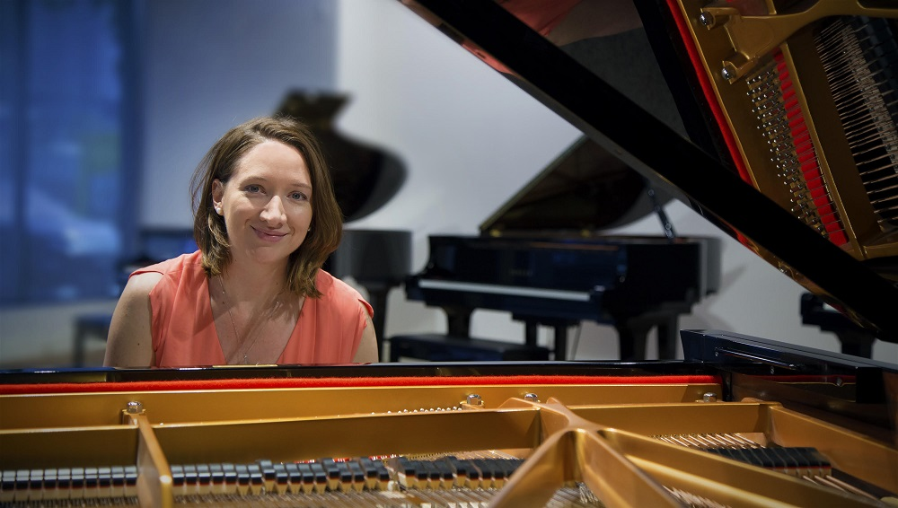 One question for Gemma Turvey, pianist and creative director of the New Palm Court Orchestra