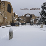Cover of McGann's 'Wending'