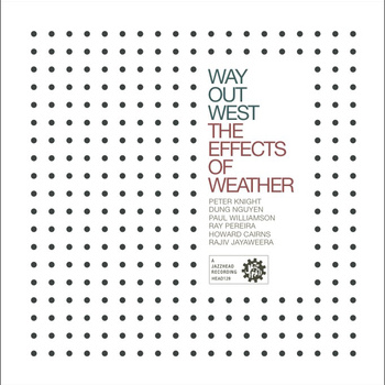 CD cover The Effects of Weather by Way Out West