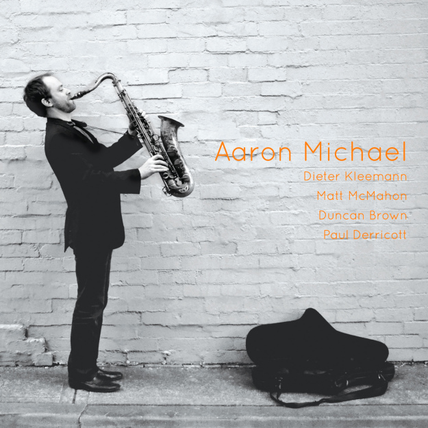 Aaron Michael album cover