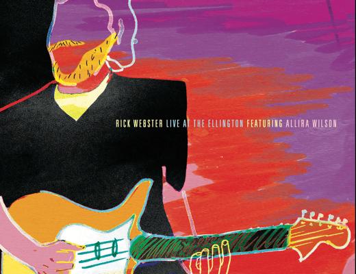 Rick Webster Live - cover