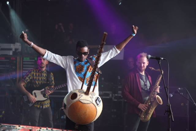 "The Senegambian Jazz Band: ""Every gig we see people losing themselves in our music"""