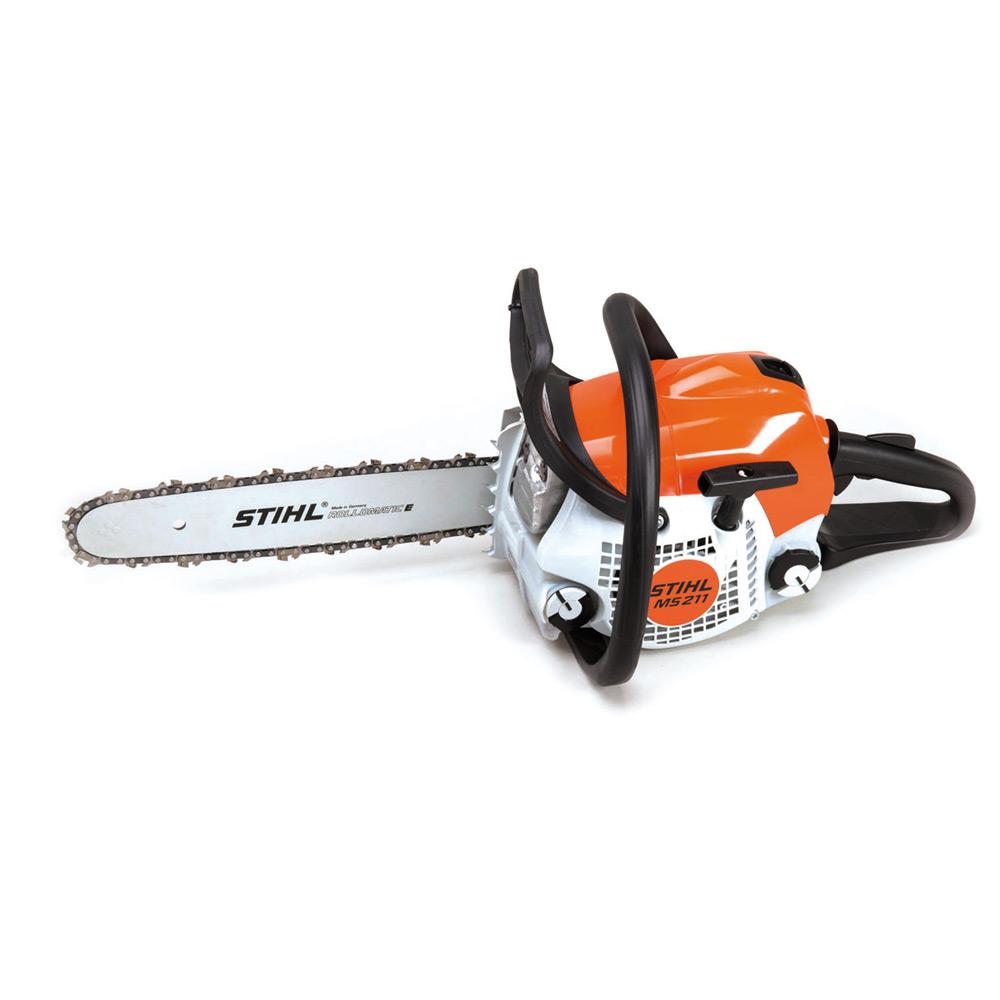 stihl ms 211 mini boss chainsaw - australian mower supply