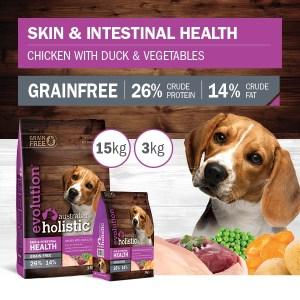 Evolution Aust Holisitc Website Product Feature Tiles