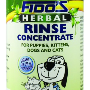 FIDOS HERBAL RINSE CONCENTRATE