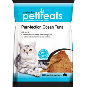 Purr-fection Ocean Tuna