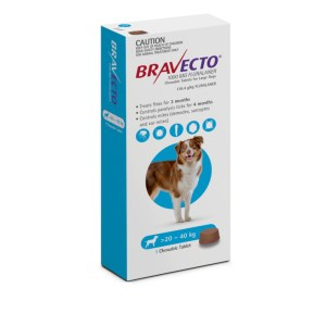 Bravecto Chew Large Dog