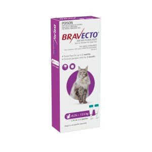 Bravecto Spot-on Large Cat