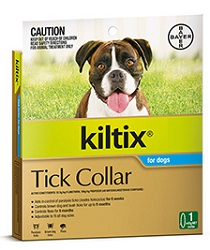Kiltix Tick Collar