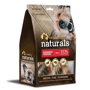 Naturals Kangaroo Tendons 200g