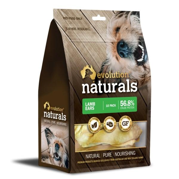 Naturals Lamb Ears 10 Pack
