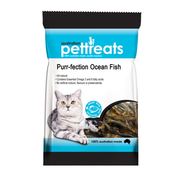Purr-fection Ocean Fish 40g