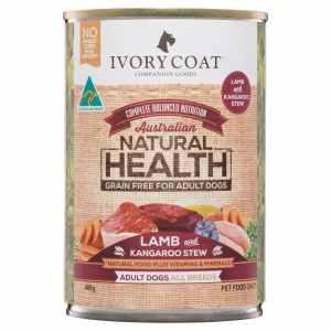 Ivory Coat Lamb & Kangaroo Stew 400g