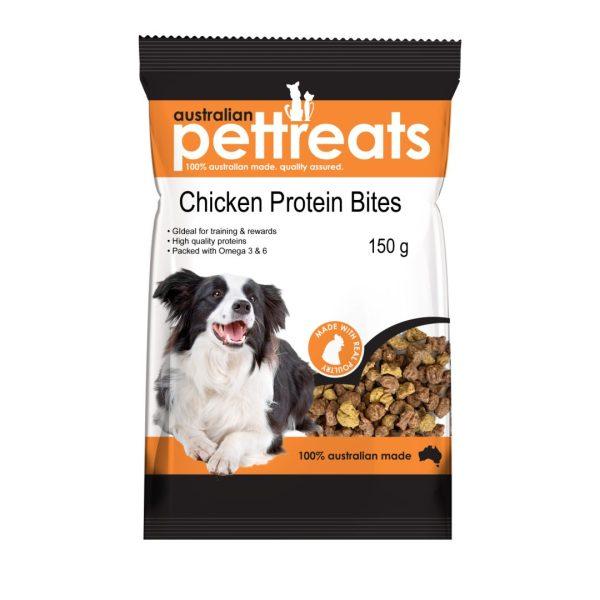 Chicken Protein Bites 150g