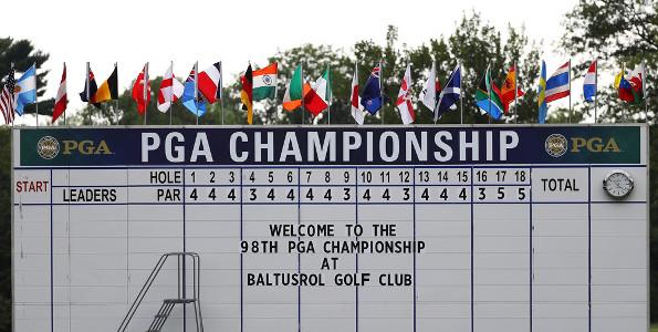 PGA Championship 2016  Welcome