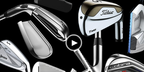 Best new golf irons for 2017