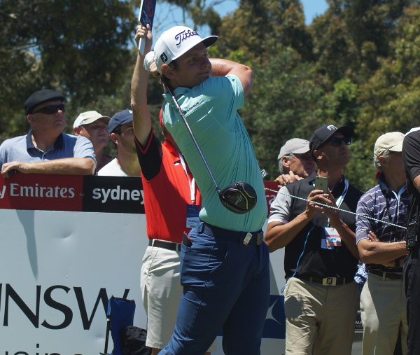 Some young Aussie golfers to put Sneds, Kuchar and Keegan to the test