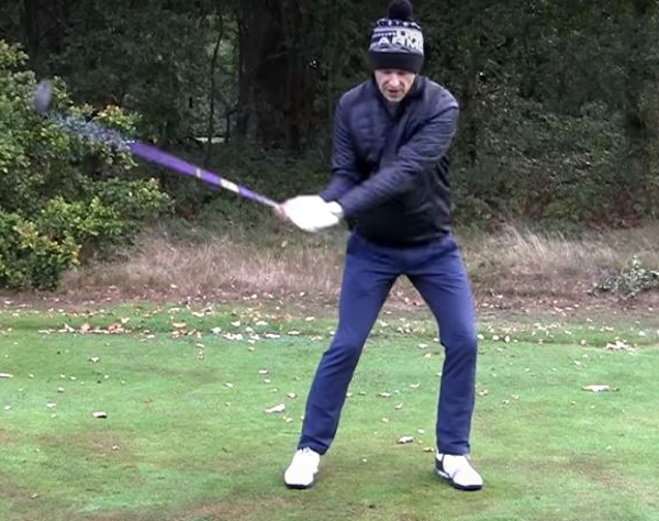 An Effortless Golf Swing – Using the Catapult Method: VIDEO