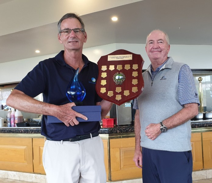 Gordon Claney claims yet another one with 2019 National Match Play Championship win: Australian senior amateur golfing wrap July