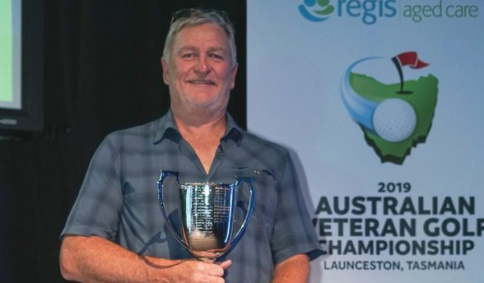 Tasmanians win big at 2019 National Veteran Golfers Championship in Launceston