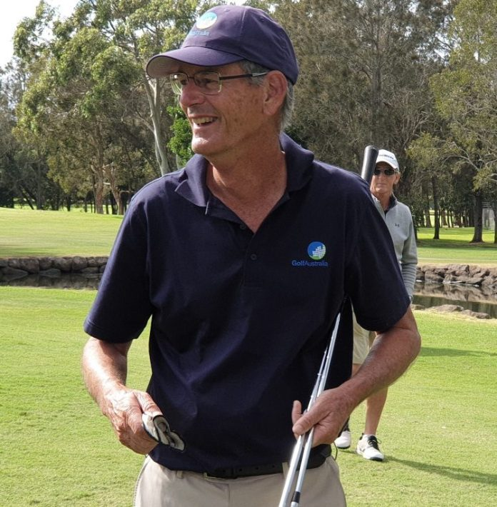 Claney shows his class in Tasmania: Australian Senior Amateur Golfing Wrap February 2020