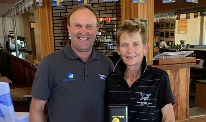 Australian Senior Amateur Golfing Wrap: March 2020