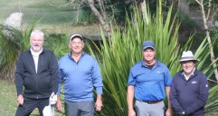 David Christensen from Kew, Michael Moussa from Penrith, Ken Baker from Port Kembla and John Marks from Horizons