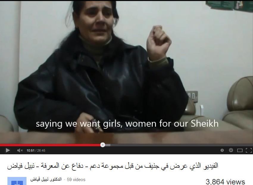Witnesses of atrocities in Adra speak out