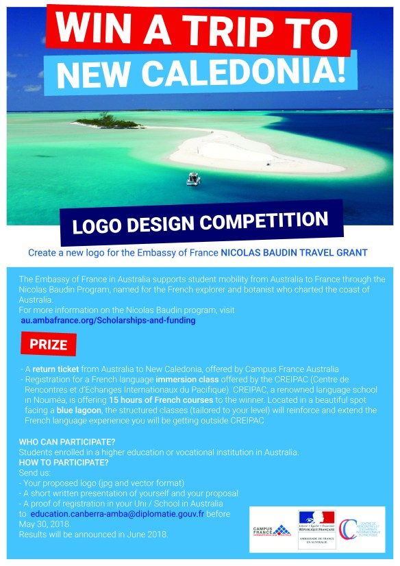 Concours Logo Poster