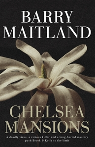 Book Review: Chelsea Mansions by Barry Maitland