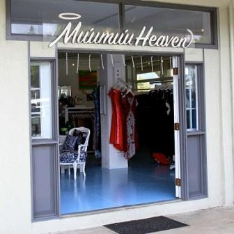 Deb Mascia - Muumuu Heave in Oahu