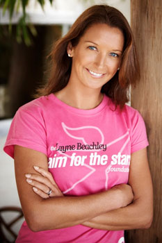Layne Beachley, 4