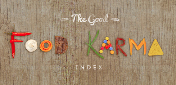 The Good Food Karma Index logo_low res