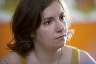 Hannah Horvath (Lena Dunham) Picture: Warner Bros